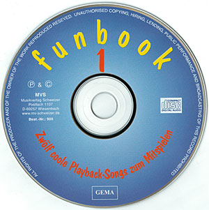 FUNBOOK CD